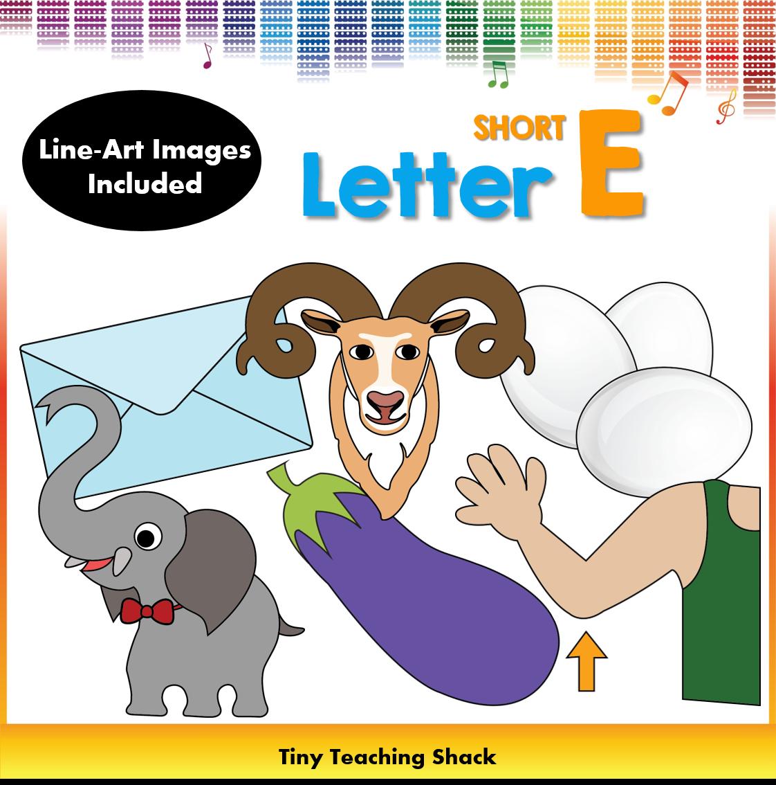 letter e clip art | clipart for teachers | pinterest | clip art