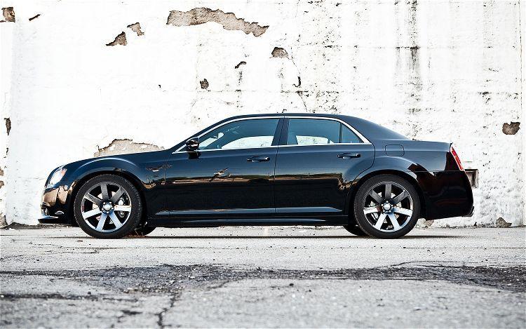 2012 Chrysler 300 Srt8 Left Side View Photo 9 Cars I Love