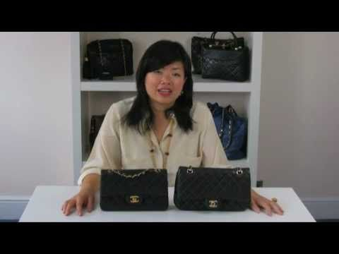 ac7a031375b How to spot a fake 2.55 Chanel bag - YouTube - Very helpful video ...