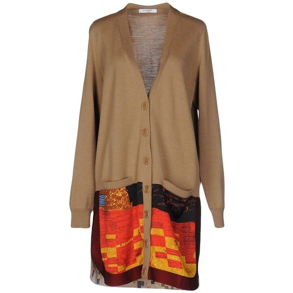 Givenchy Cardigan ($1,330) ❤ liked on Polyvore featuring tops ...