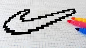 épinglé Par Manar Sur Tekeningen Modele Dessin Pixel