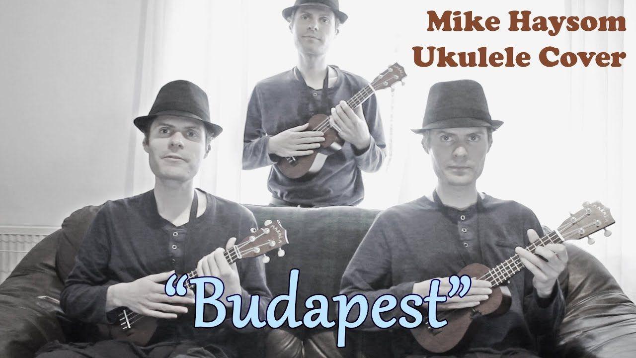 Budapest George Ezra Ukulele Cover Song Duet Trio Ensemble