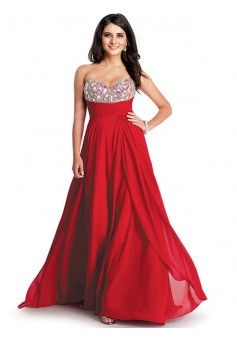 Empire Sweetheart Sleeveless Chiffon Prom Dresses With Beaded #FP023 - See more at: http://www.beckydress.com/prom-dresses.html?p=5#sthash.7TPbhbMW.dpuf