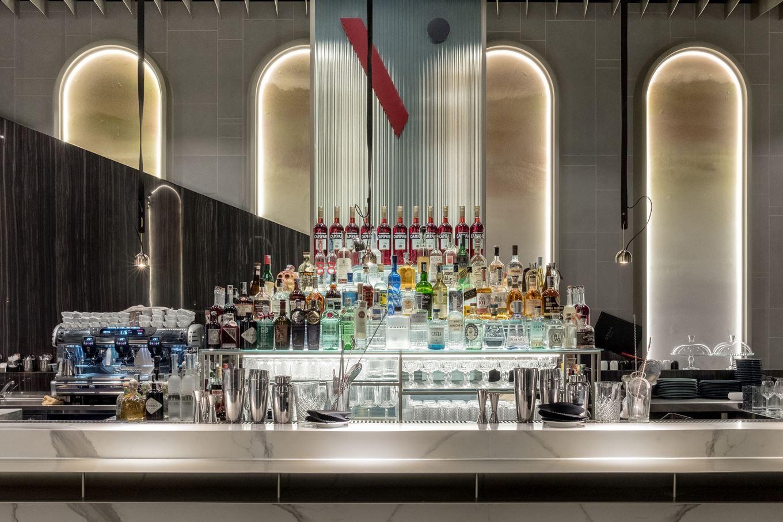 Otivm Milano Picture Gallery Gallery Design Pub Bar