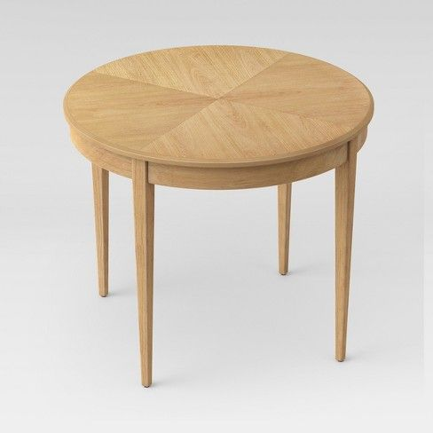 36 Corella Wood Dining Table Natural Opalhouse Dining Table
