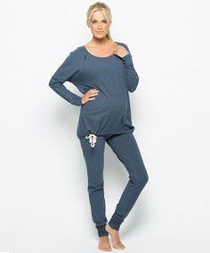 979625feb9268 Amoralia Zip Nursing Pyjamas | Pyjama Set for Mum | nursing abaya ...