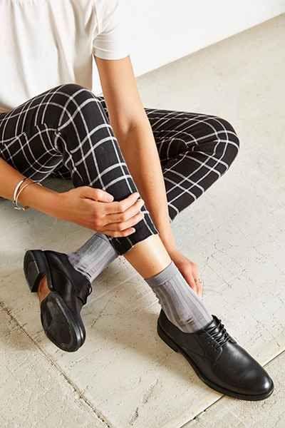 ea1b9531dd2 Vagabond Amina Leather Oxford Black Shoes
