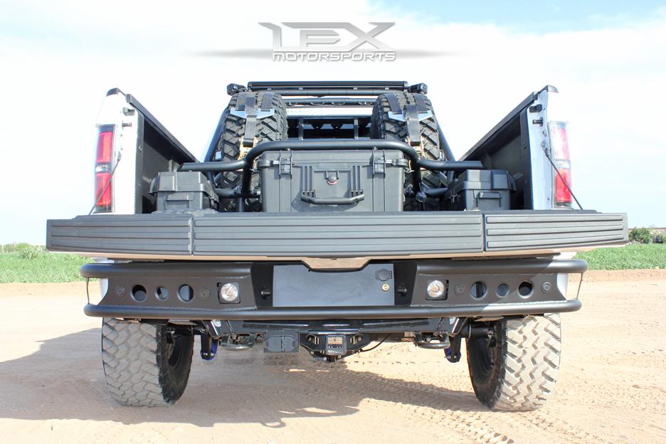 Bumpers / Racks Ford Raptor Utility Bed Storage System
