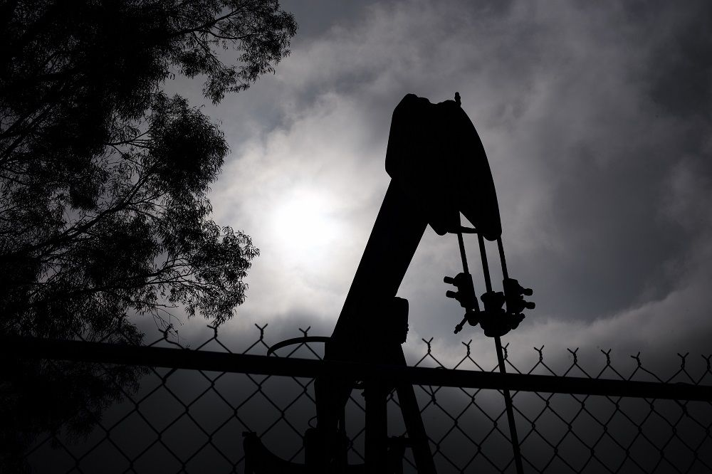 A dozen wells used to pump oil and gas in California's
