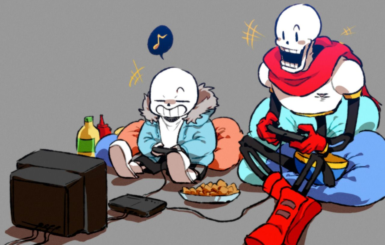 """onieon: """" A gift of @sheebal Your sans! papyrus! """" FOAMS AT THE MOUTH ONIEON"""