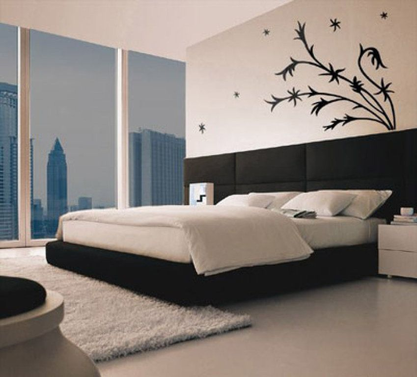 Paredes ploteadas | Apartamento | Pinterest | Dormitorio, Ideas para ...