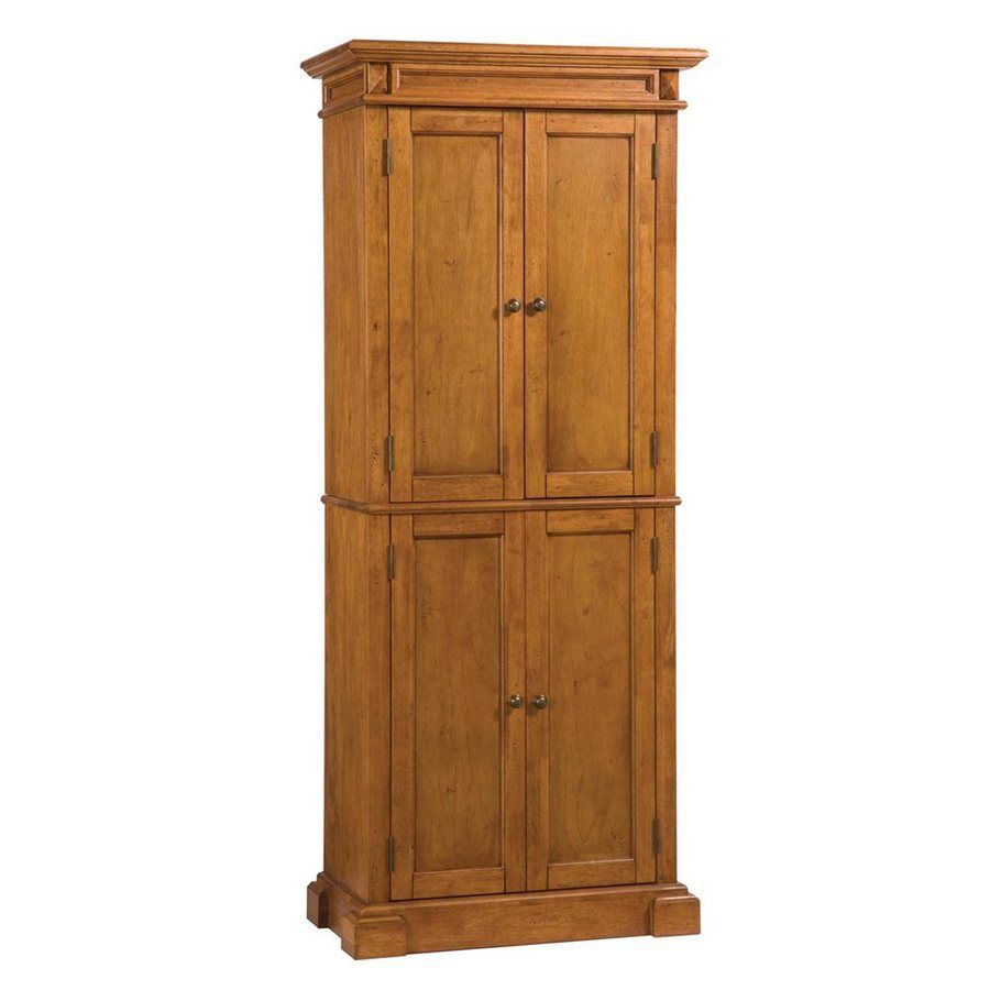 Home Styles Pantry Distressed Oak