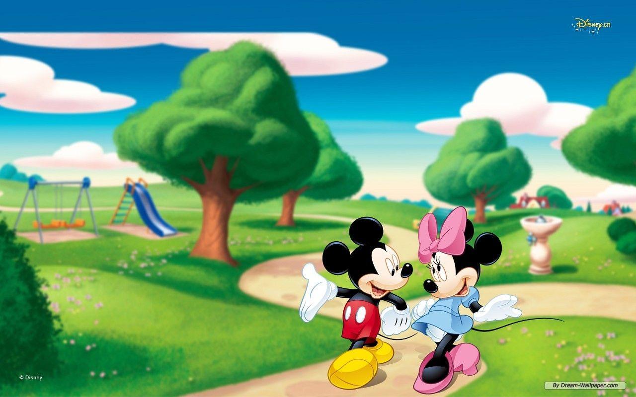 Parques Disney Wallpaper Wallpaper