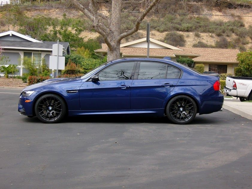 Interlagos Blue E90 M3 Sedan Dream Cars Bmw Sedan