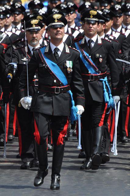 Fiesta Nacional de Italia, Roma by Oscar in the middle, via Flickr