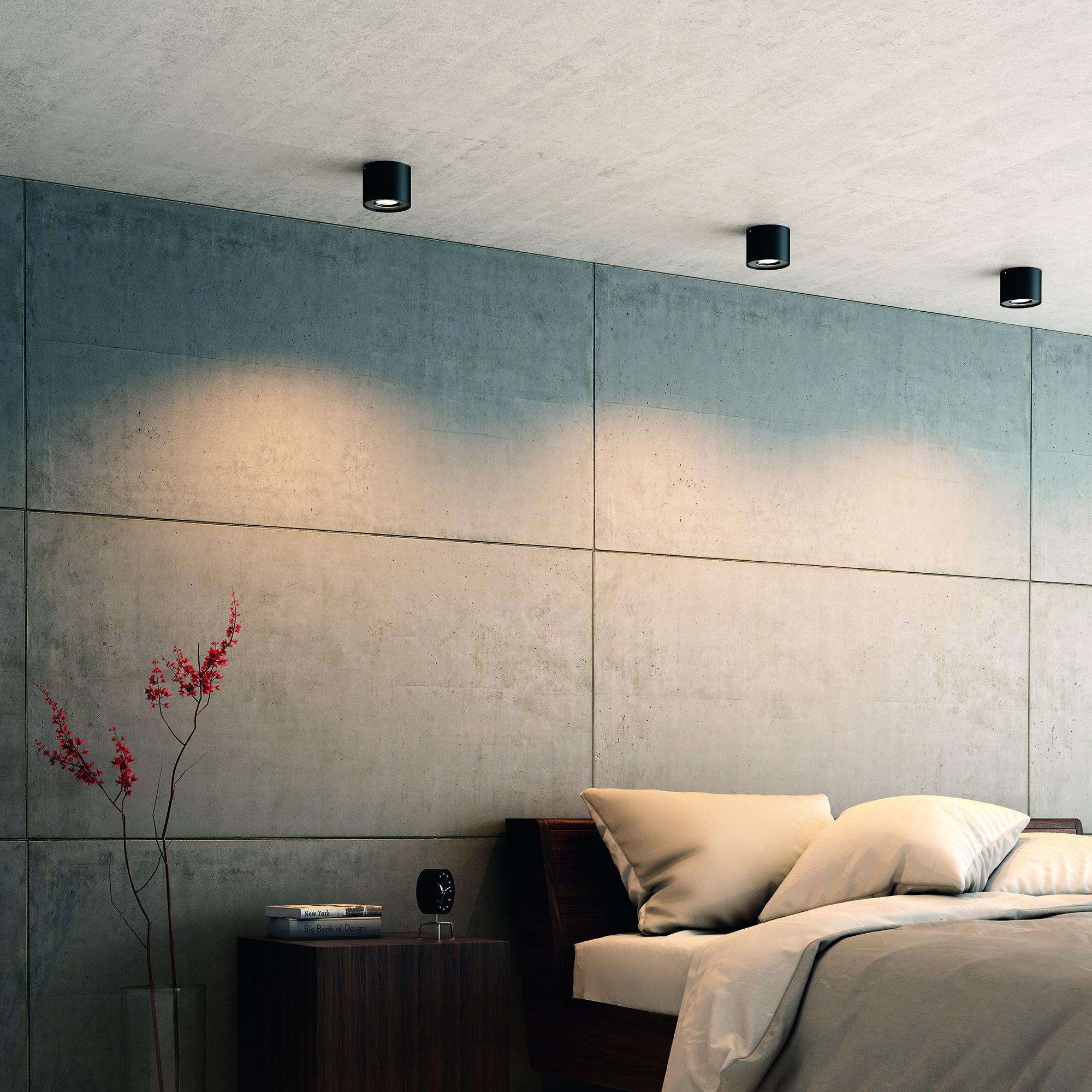 Phase Lampa Punktowa Design Oświetlenie Sypialnia