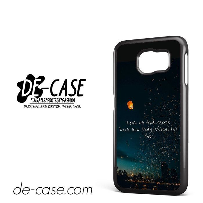 Coldplay Quote DEAL-2777 Samsung Phonecase Cover For Samsung Galaxy S6 / S6 Edge / S6 Edge Plus