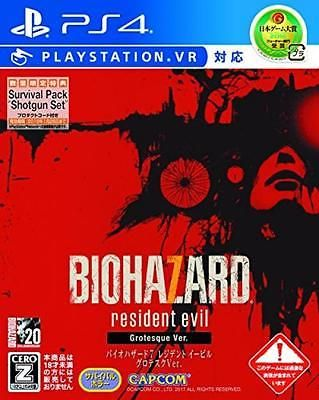 #Trending05 - PS4 Capcom Biohazard 7 Resident Evil Grotesque Ver. Japanese https://t.co/JfteLC1aXY Ebay https://t.co/S3BjSLYlAi