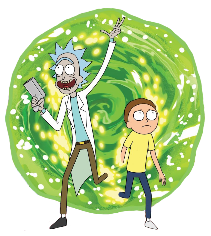 Generating Rick And Morty Episodes Rick And Morty Drawing Rick And Morty Stickers Rick And Morty Poster