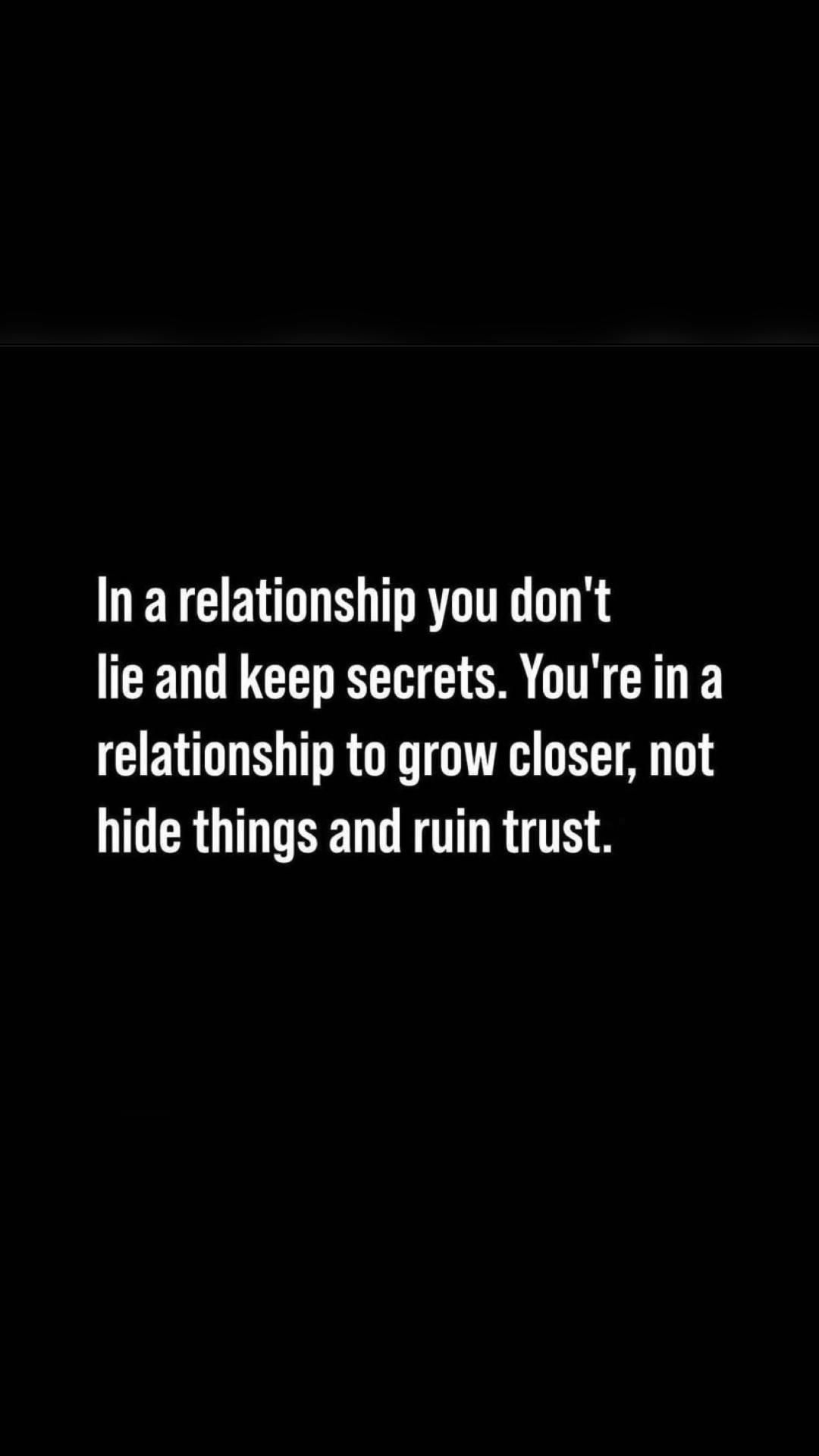 Relationship care