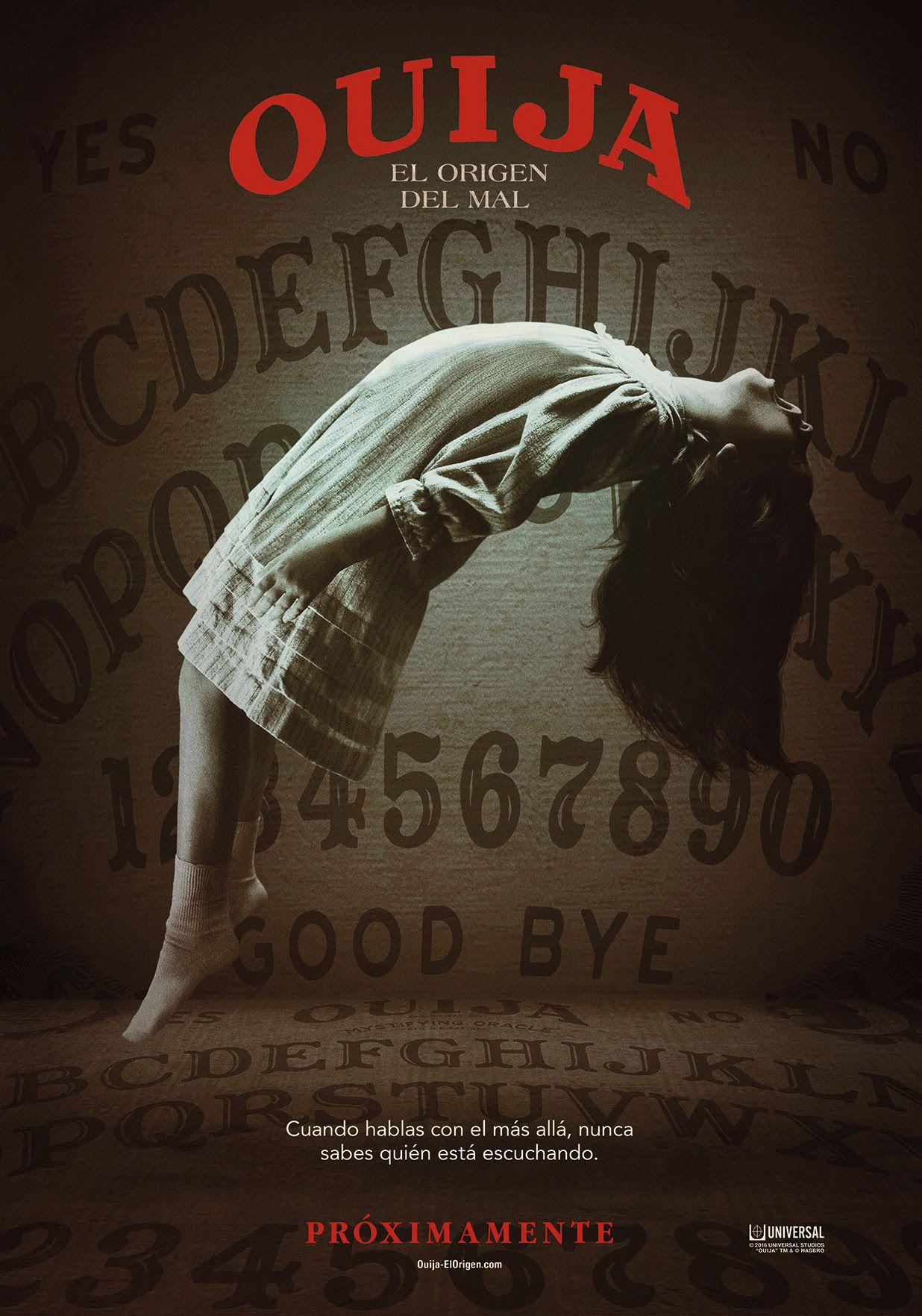 Movie La Precuela Ouija El Origen Del Mal Ya En Cines Ouija Origin Of Evil Full Movies Online Free Ouija