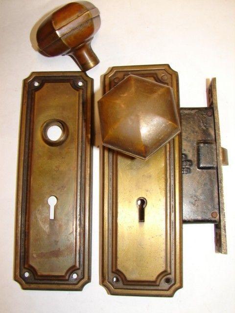 Antique Restoration Hardware, deco-door-knob-set-2 | Doorknobs- my ...