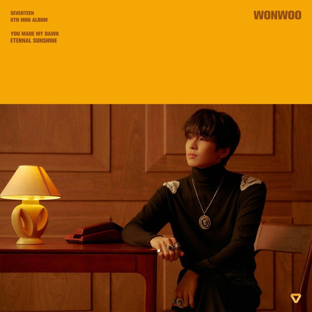 SEVENTEEN 5th Mini Album YOU MAKE MY DAY Dino Type-5 Photo Card K-POP 5