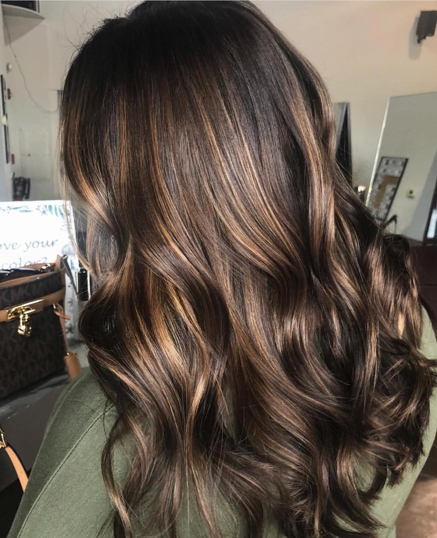 Brown Sugar Butterscotch By Kristiwalshair Bestofbalayage Showmethebalayage Brown Sugar Hair Brown Blonde Hair Hair Styles