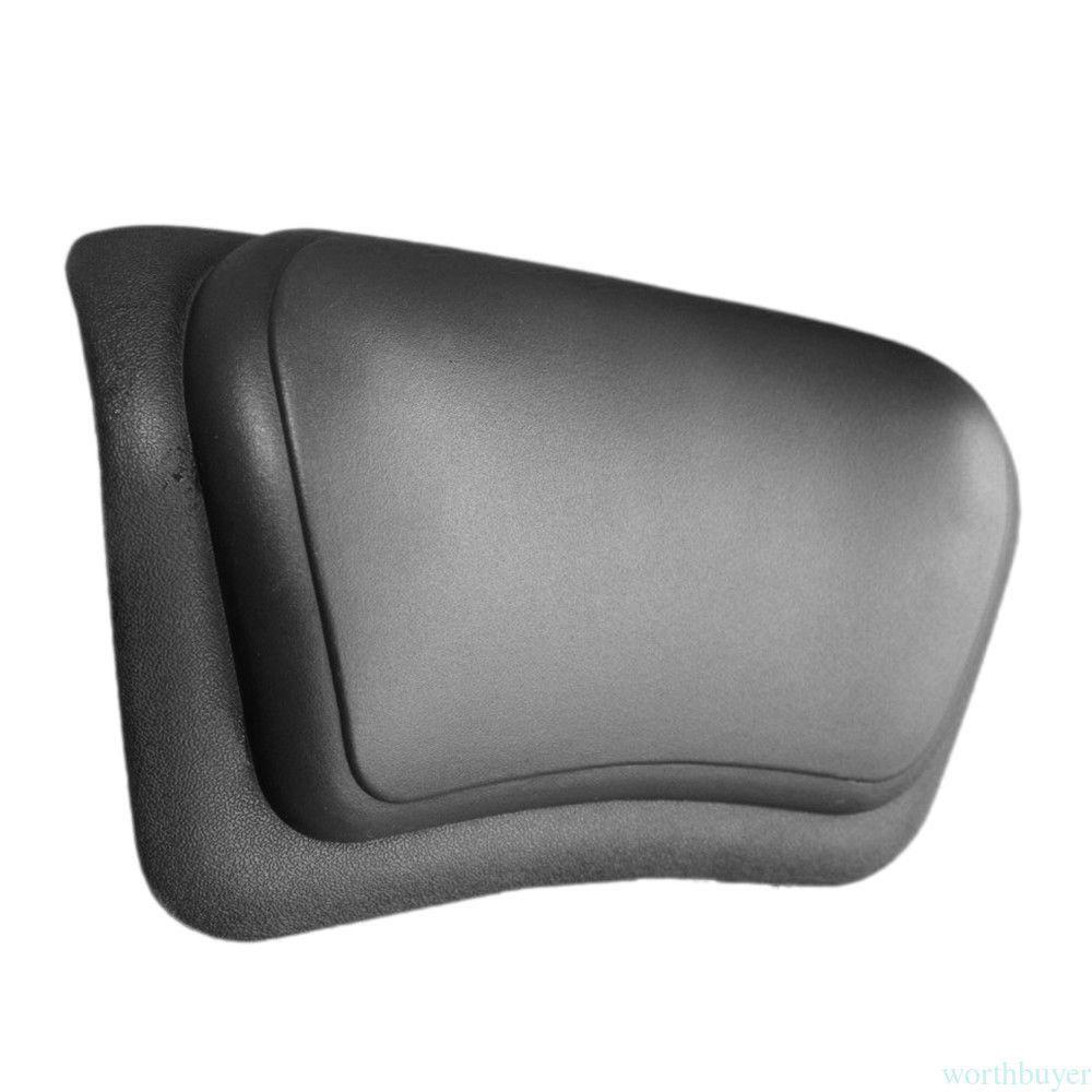 Bathtub Headrest Whirlpool Neck Support Spa Bathtub Headrest Pillow ...