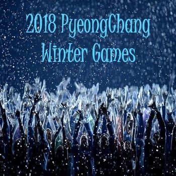 Winter Olympics 2018 PowerPoint Pinterest Middle school - winter powerpoint template