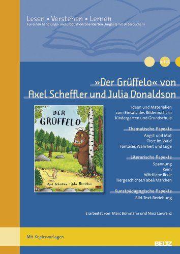Der gr ffelo von axel scheffler und julia donaldson - Einsatz in 4 wanden ideen ...