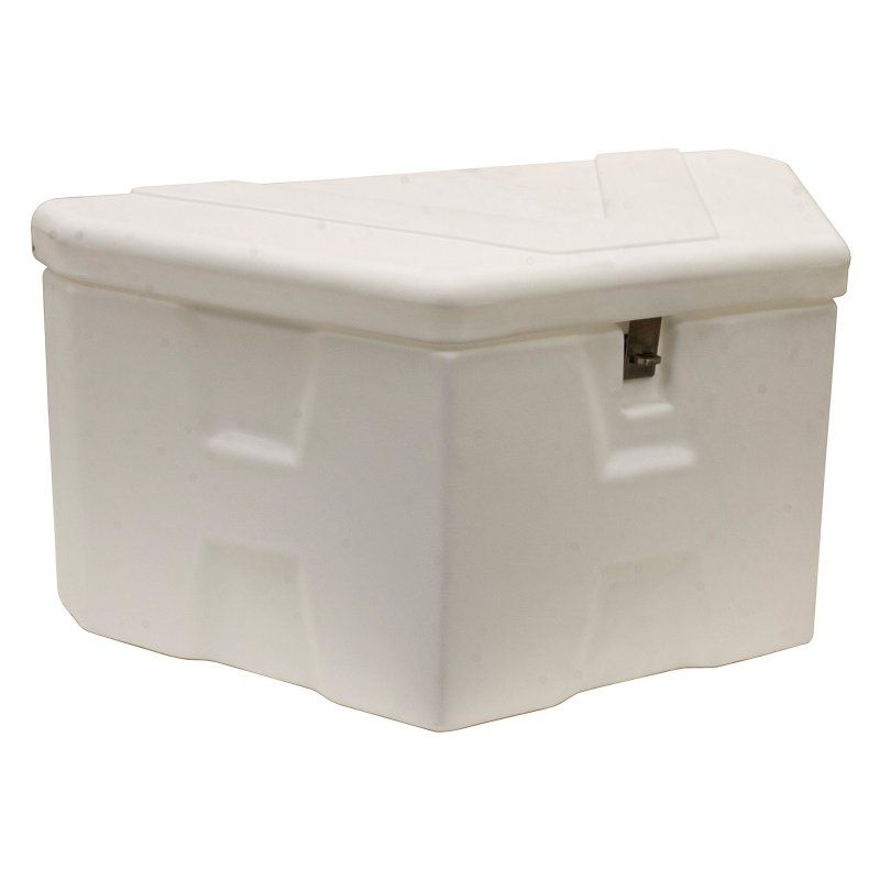 Buyers Trailer Tongue Polymer Tool Box - 17016
