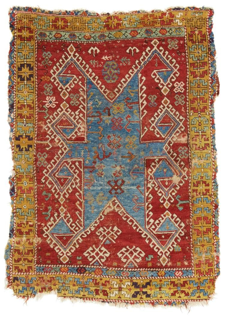 Konya Rug South Central Anatolia Tribal Rugs In 2019 Rugs Rugs