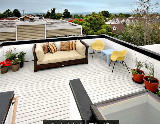 Color Scheme Roof Terrace Design Rooftop Design Patio
