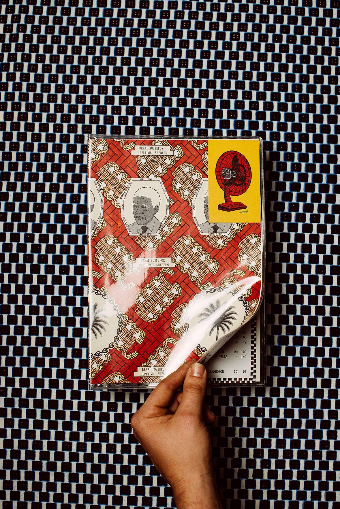 Africola Branding Mash Purveyors Of The Fine Art Direction