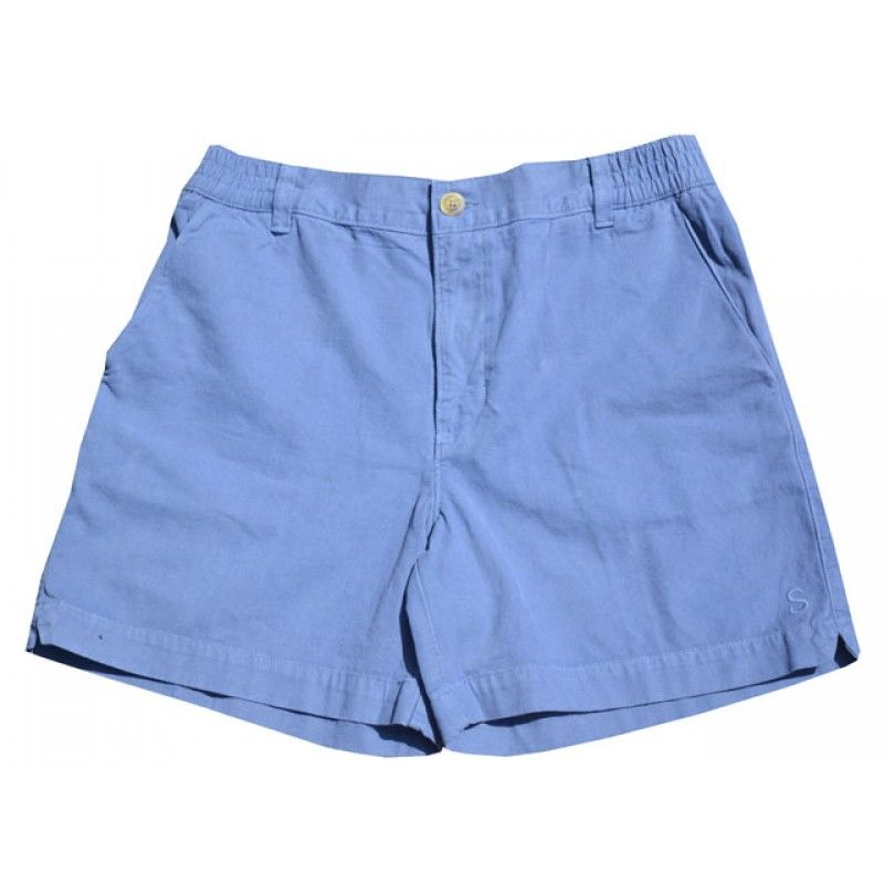 Preppy Camp Short in Marlin Blue by Southern Proper
