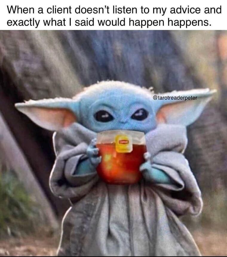 Pin By Leli S On Psychology Social Work And Therapy Humour Yoda Meme Yoda Funny Yoda Wallpaper