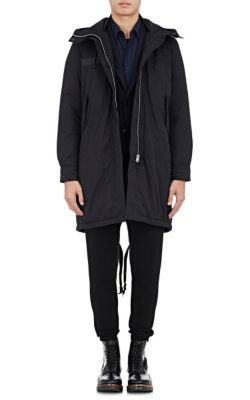 RAG & BONE Bullett Cotton-Blend Down Parka. #ragbone #cloth #parka