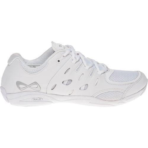 Nfinity® Women's Halo Defiance Cheerleading Shoes (White, Size - Women's  Cheerleading Shoes at Academy Sports