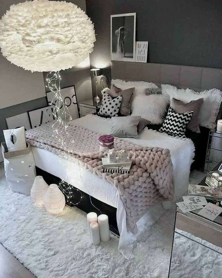 16 Classy Rustic Bedroom Designs: 36+ Elegant Rustic Bedroom Ideas That Will Give Your