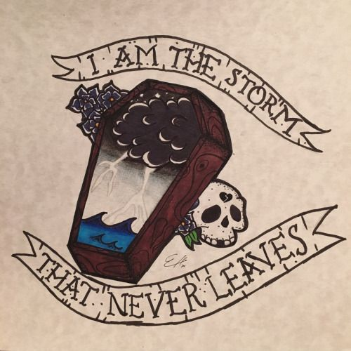 The Amity Affliction This could be a heartbreak
