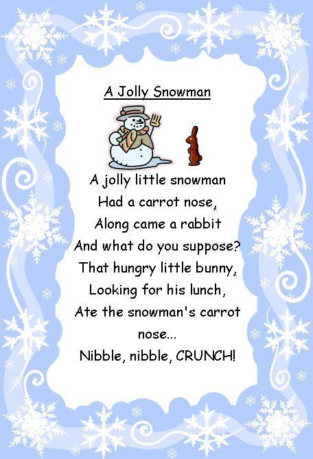 Winter christmas songs