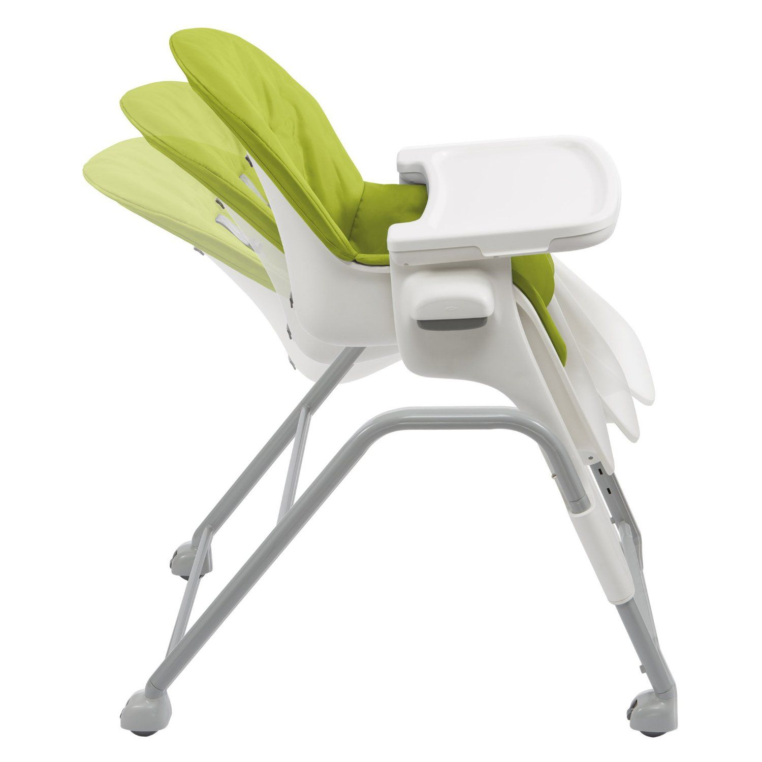 Great OXO Tot Seedling High Chair In Green Great Ideas