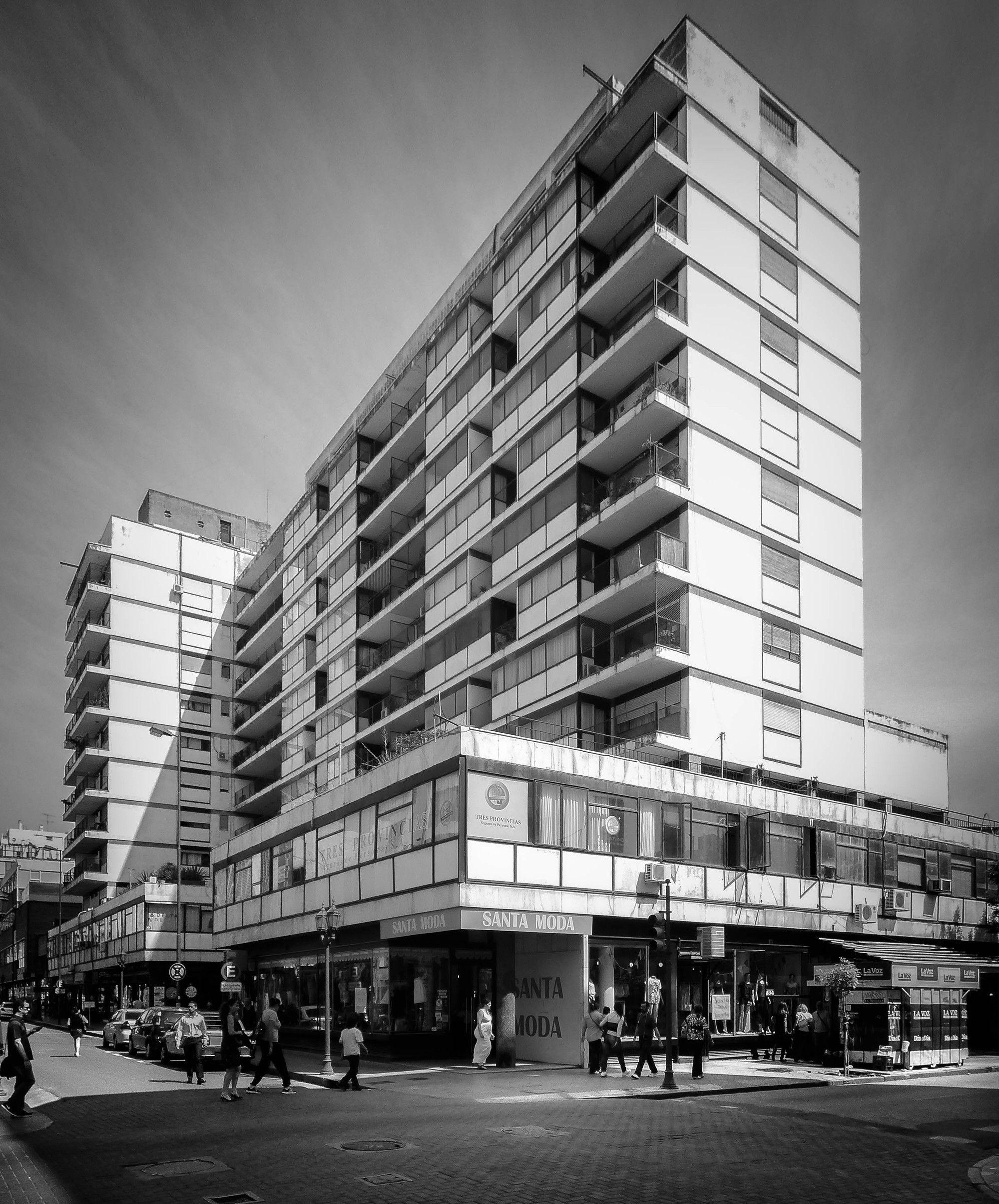 Cl sicos de arquitectura edificio y galer a comercial - Galeria comercial ...