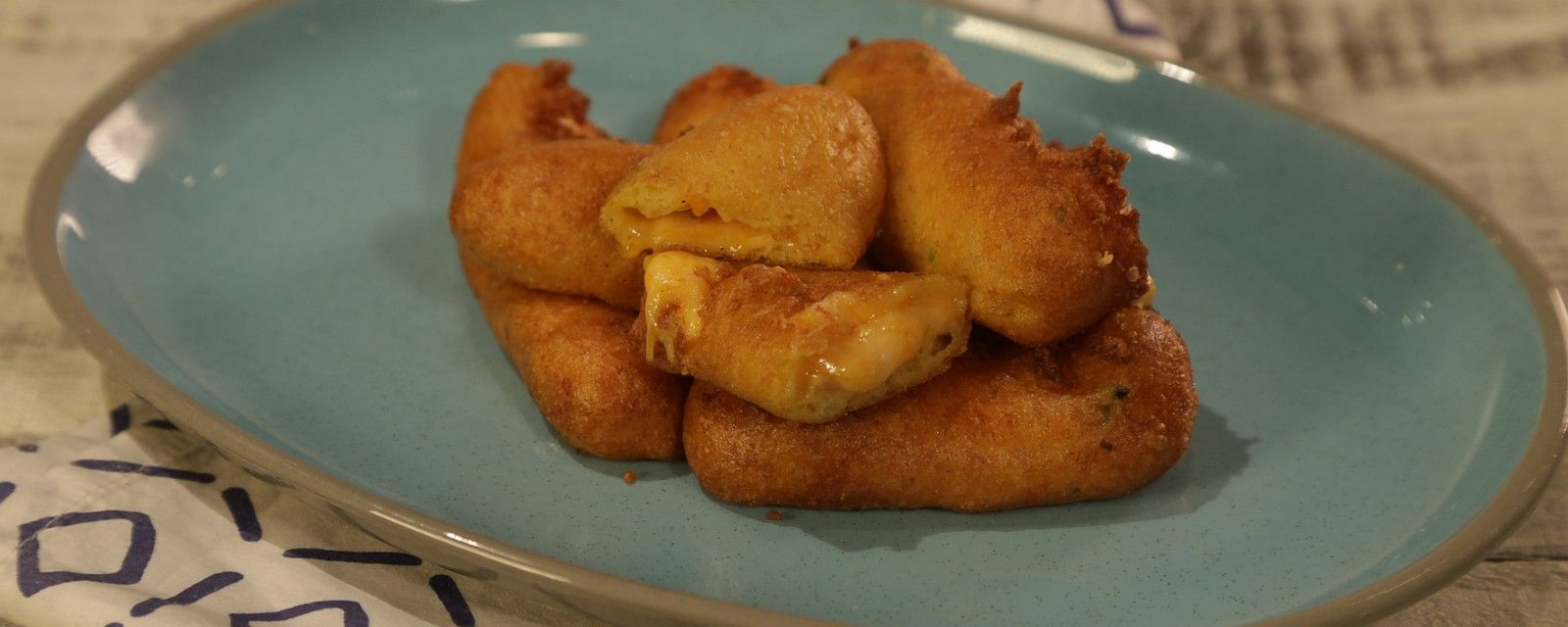 Fried pimento cheese sticks recipe by carla hall the