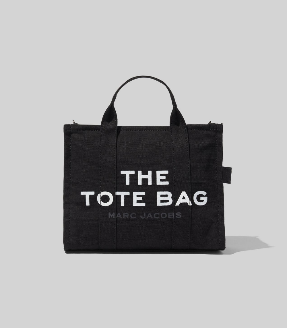 The Small Traveler Tote Bag Marc Jacobs In Black Tote Bag Bags Tote