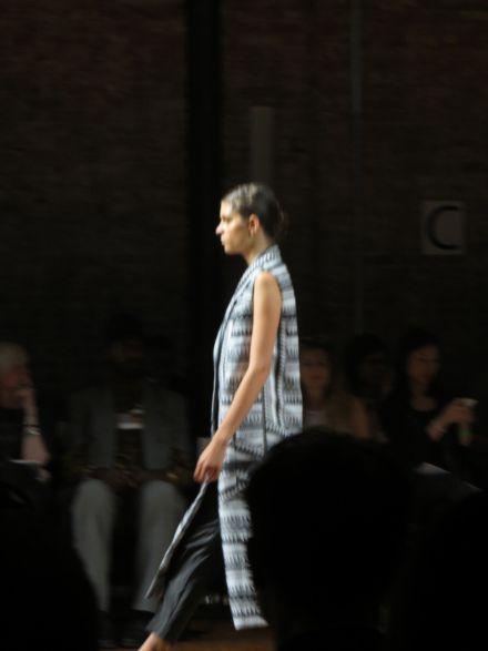 Yigal Arzouel FashionShow via genevievehelene.com