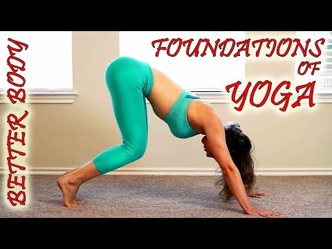 beginners yoga for flexibility  strength foundations