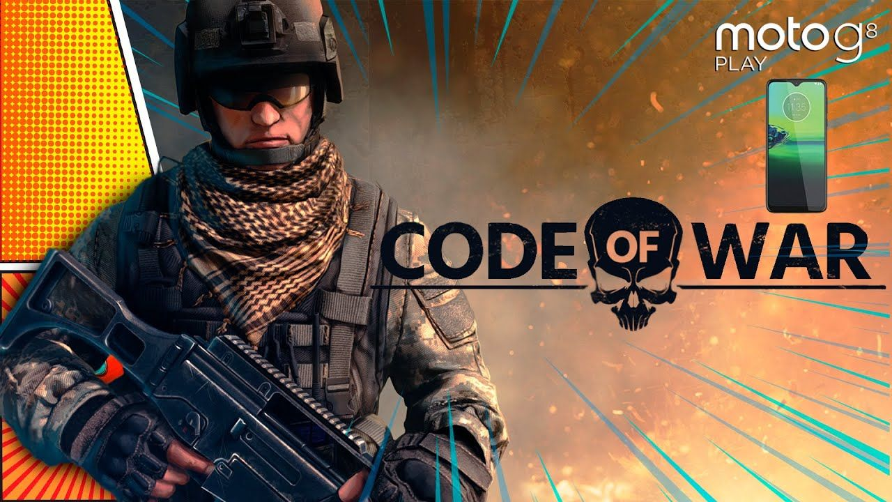 Code Of War Jogo De Tiro Online Motorola G8 Play Gameplay Android Jogos De Tiro Jogos Play