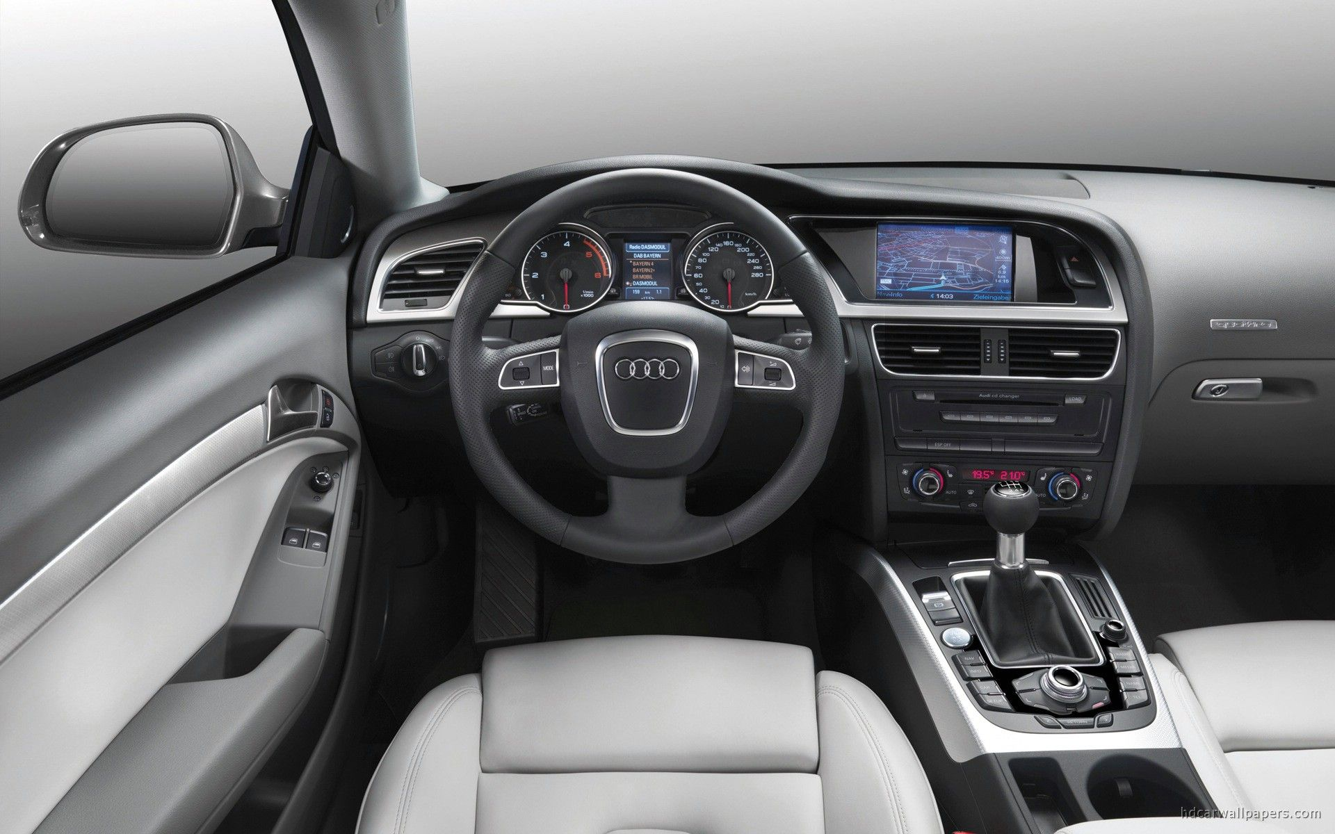 Audi A5 Interior Wallpaper Audi A5 Interior Audi A5 Audi Cars